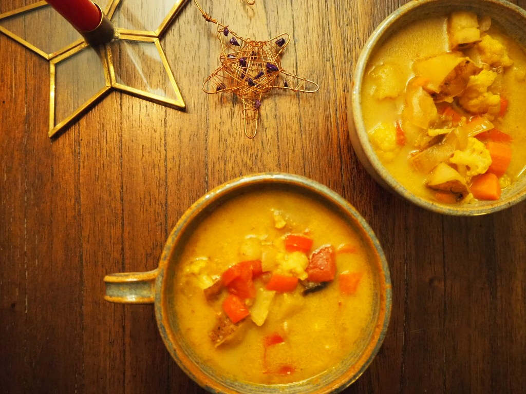 So How Long Have You Been Training to be a Yoga Teacher? + Indian-Inspired Soup