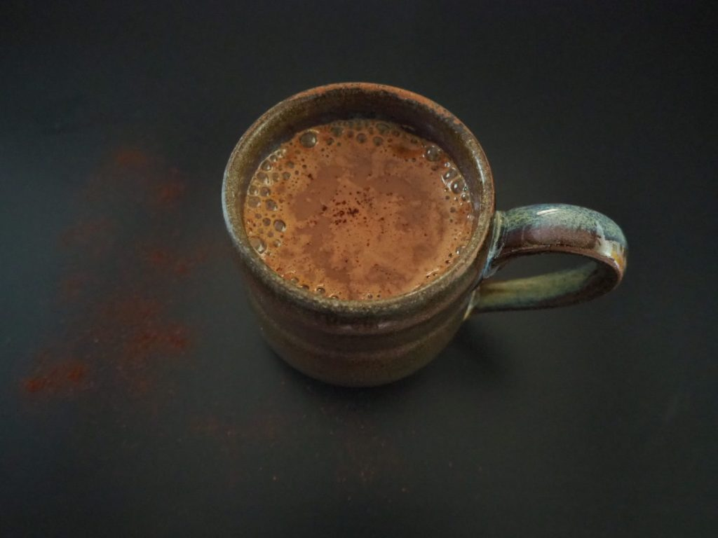New Mexican Hot Chocolate