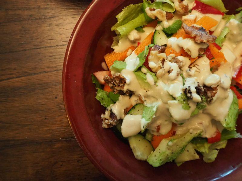 April Showers Cashew Salad Dressing