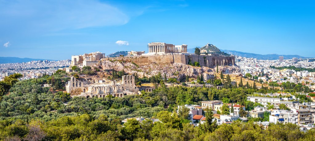 A Culinary Tour of Greece (And Yoga, Too): May, 2020