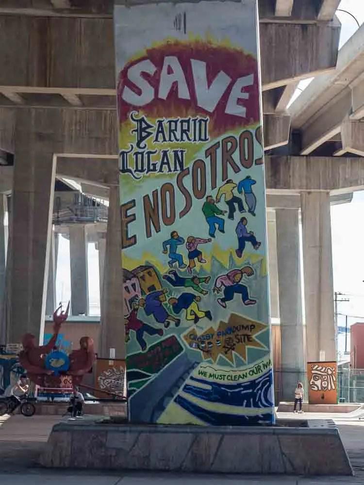 Chicano Park Save our Park