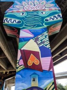 Chicano Park Murals Ninos del Mundo