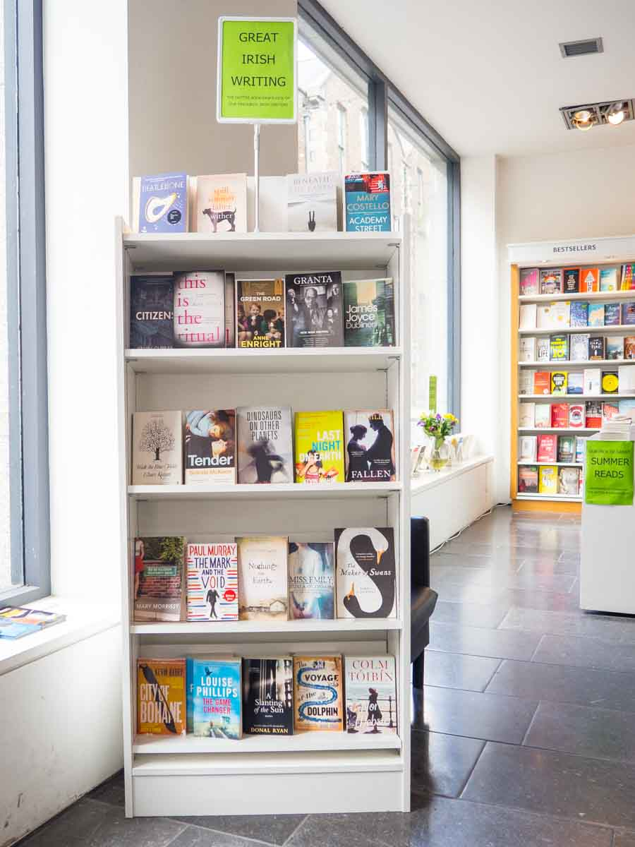 Gutter Bookshop Dublin