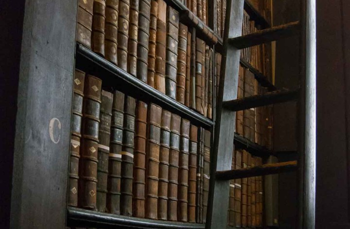 Dublin Literary Tour for Book Nerds and Library Lovers