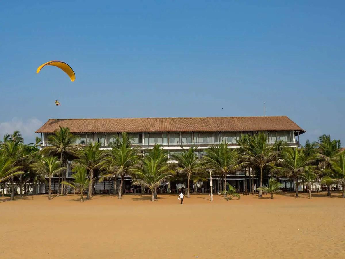 Jetwing Beach Luxury Hotels in Sri Lanka