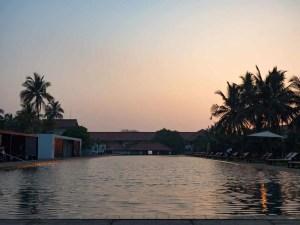 Jetwing Lagoon Hotel Negombo Pool