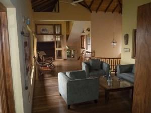 Villa Rosa Hotel Lounge
