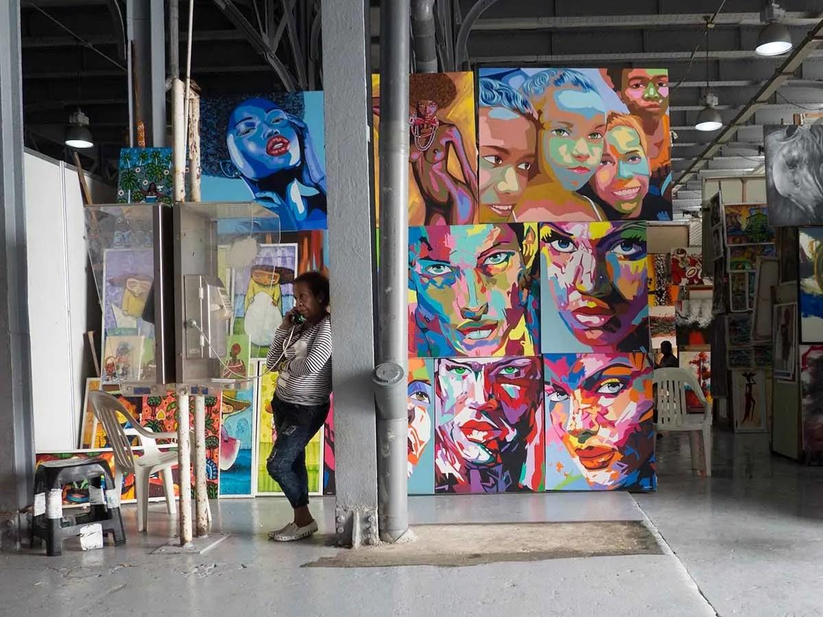 Havana Alamenes San Jose Artisan Market