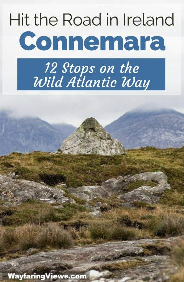 Take the slow road in Ireland. This 2 day road trip from Galway to Clifden and back again explores the Connemara loop and Wild Atlantic Way.