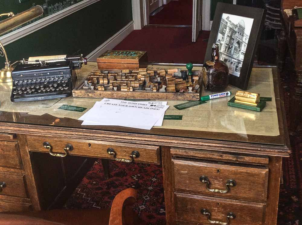 Points of Interest in Dublin- Little Museum