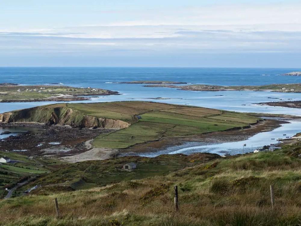 Ireland Wild Atlantic Way Sky Road Clifden