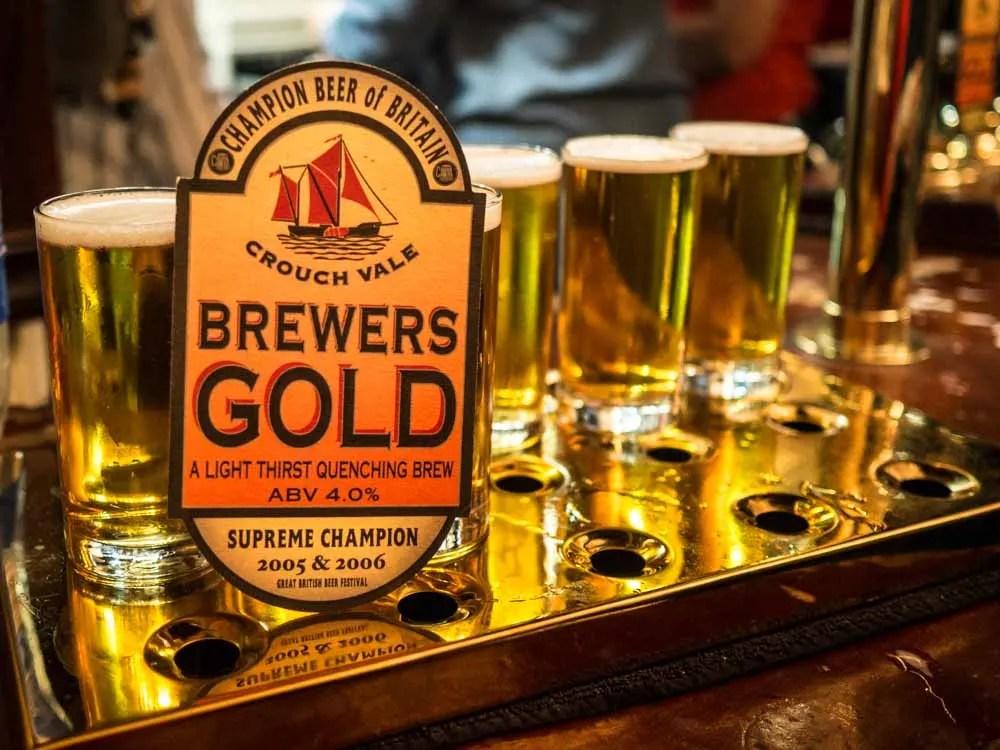 Shoreditch pubs Pride of Spitalfields
