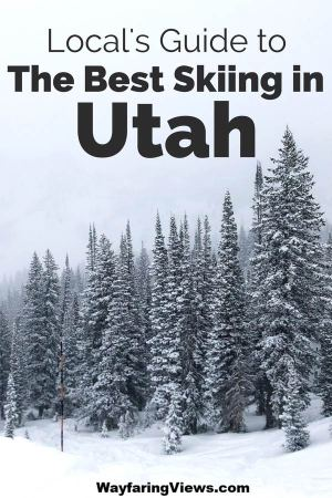 Find the best skiing in Salt Lake City Utah with this local's guide. This trip planning guide will help you find the best ski resort and offers tips on where to stay. Ski Utah | Ski Salt Lake City | Utah Winter Activities | Salt Lake City Winter Activities | Snow Skiiing | Ski Travel Guide | Things to do in Salt Lake City | #Utah #skiing