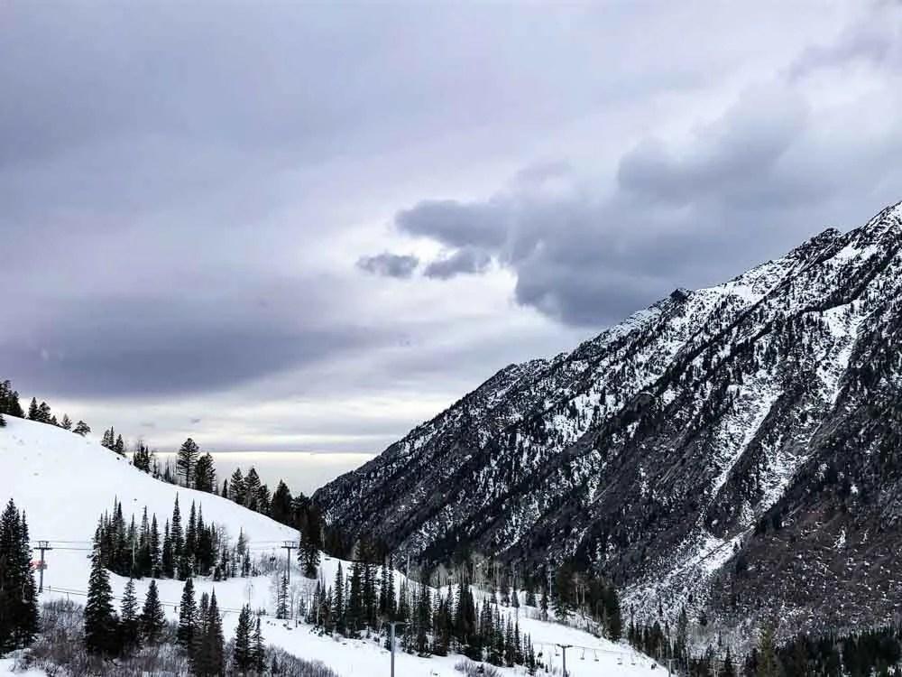Salt Lake City Ski Resorts: Snowbird