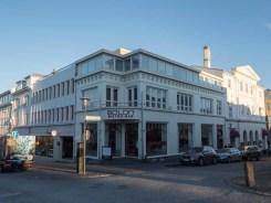 Reykjavik Loft_Hostel exterior