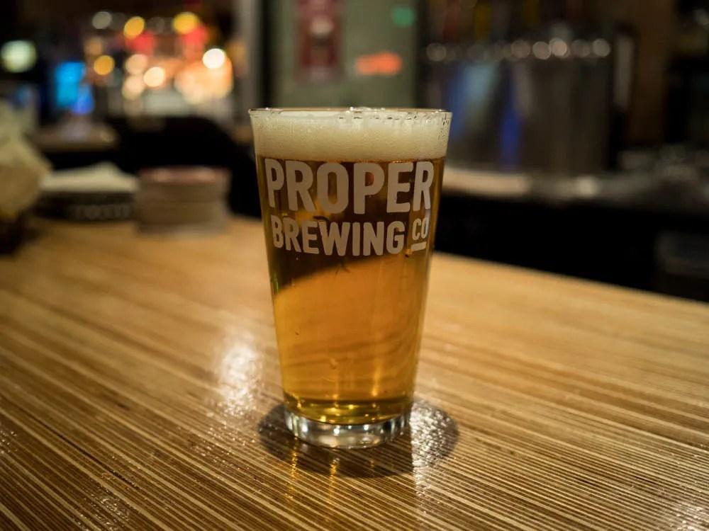 Proper Brewing- Salt Lake City Breweries