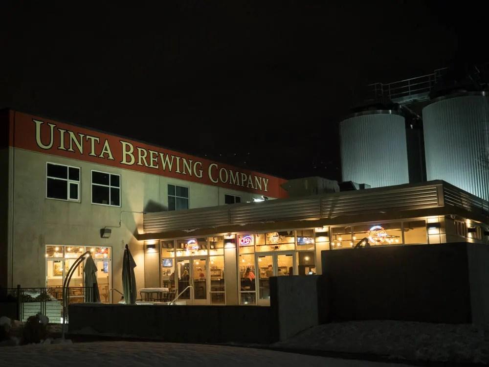 Uinta- Salt Lake City Breweries