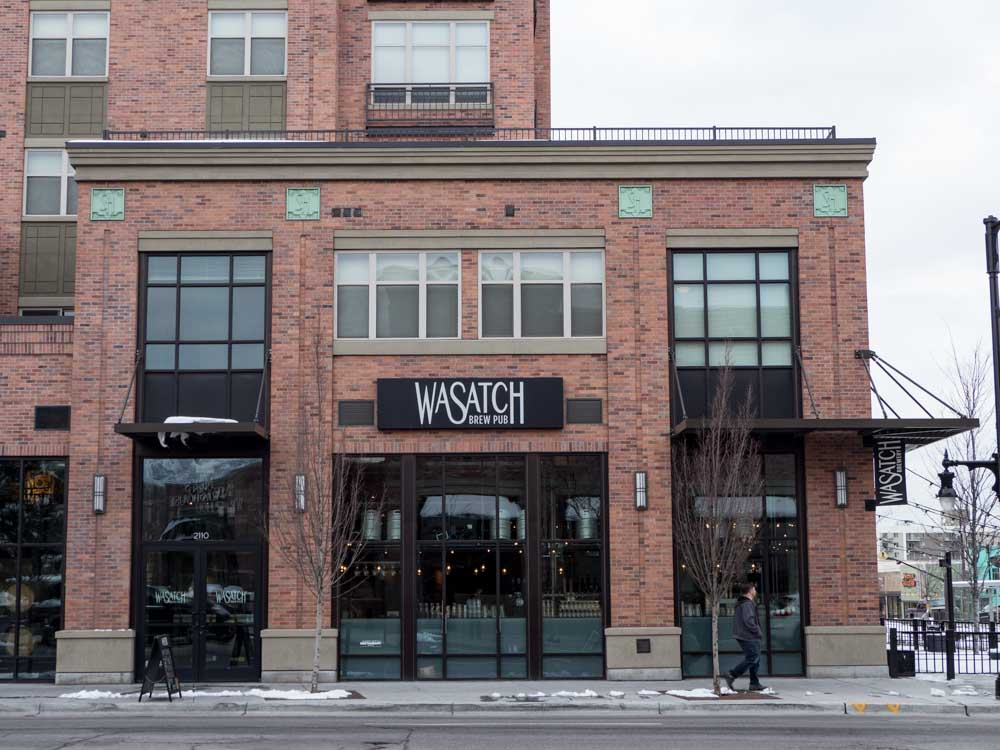 Wasatch Brewing- Brew pubs in Salt Lake City