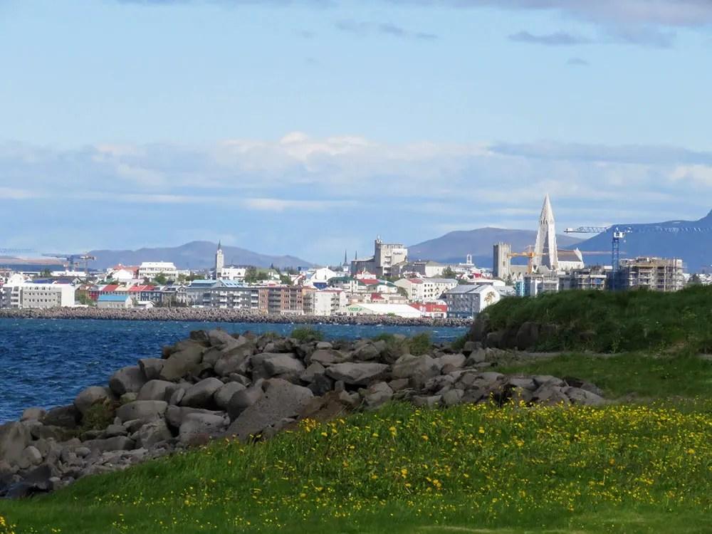 Reykjavik Seltjarnarnes Peninsula Walk
