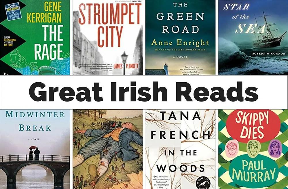 Books on Ireland- Best Irish books reading list