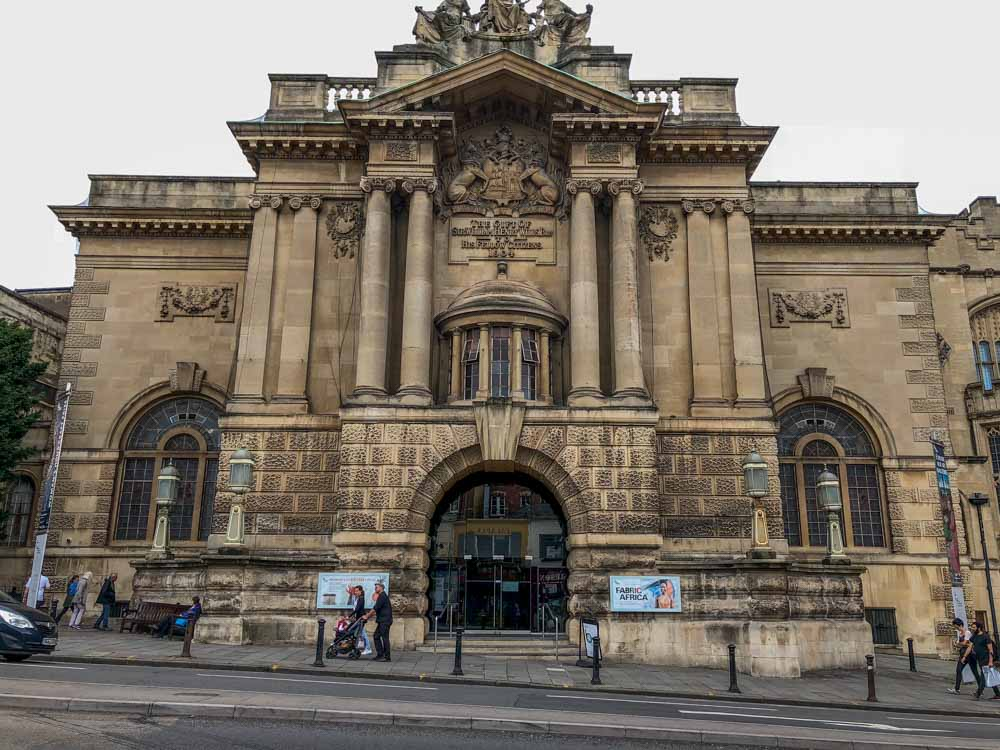 Bristol Art Museum and gallery