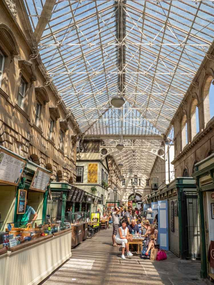 Fun things to do in Bristol- Saint Nicholas Market