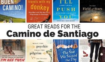 Camino de Santiago books