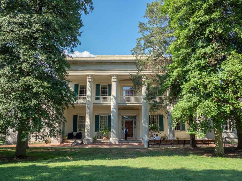 Andrew Jacksons Hermitage in Nashville