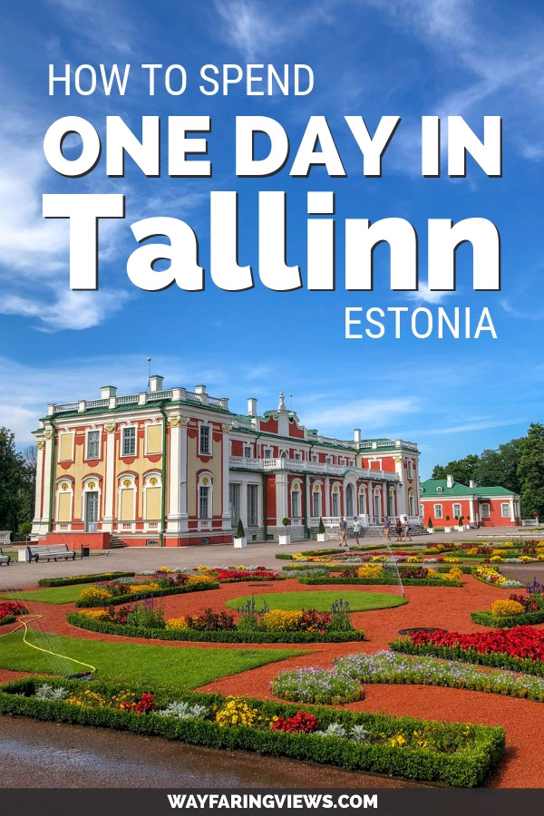 This one day itinerary for Tallinn Estonia suggests top spots and tips to optimize your time there. If you are there on a cruise, taking a day trip from Helsinki or just short of time, you can still visit old town, find panoramic views, see hipster Telliskivi and much more.