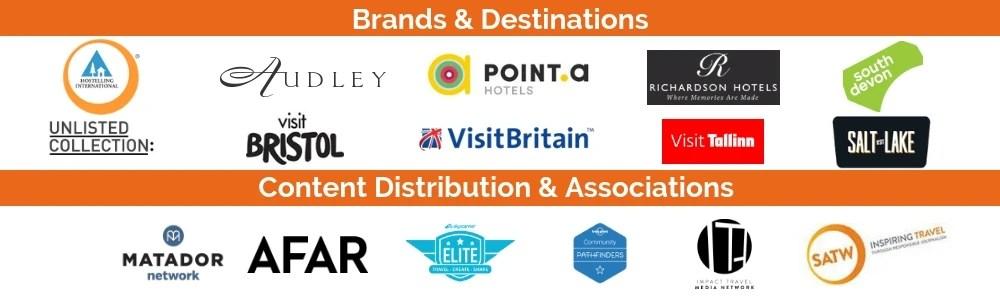 Wayfaring Views Brands & Destinations