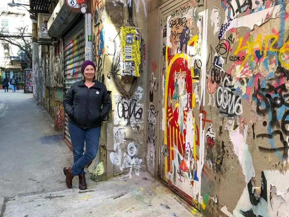 Freeman Alley stickers New York