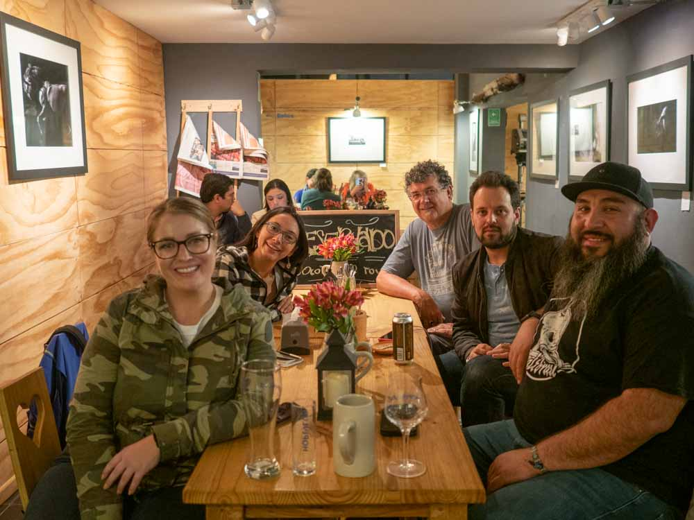 Bogota Colombia craft beer tour in Hopjulus