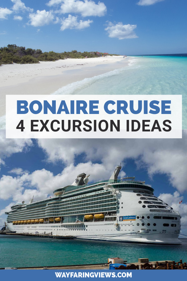Kralenkijk Bonaire cruise excursion ideas