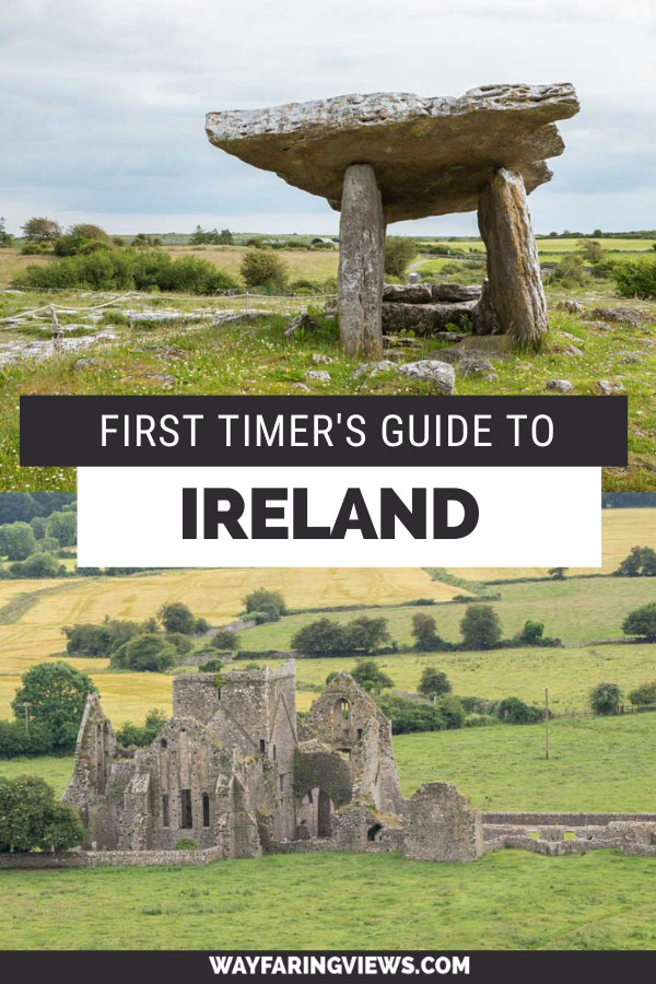 Ireland Travel Guide Tips for first timer's