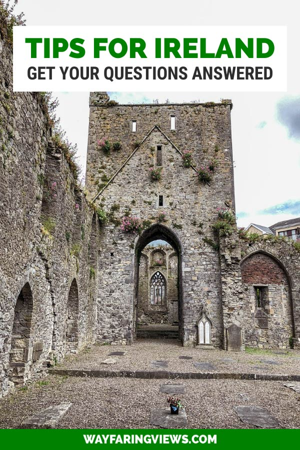 Ireland Travel Tips Questions and Answers