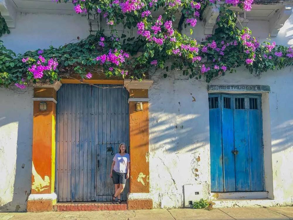 Cartagena Old Town morning walk
