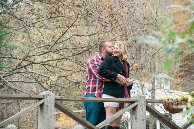 Casey + Sarah's Valle Crucis Anniversary Adventure | Couples Photography Boone, NC