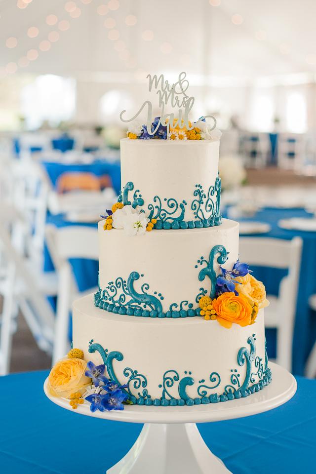 Wedding Cake by Ugga Mugga Bakery