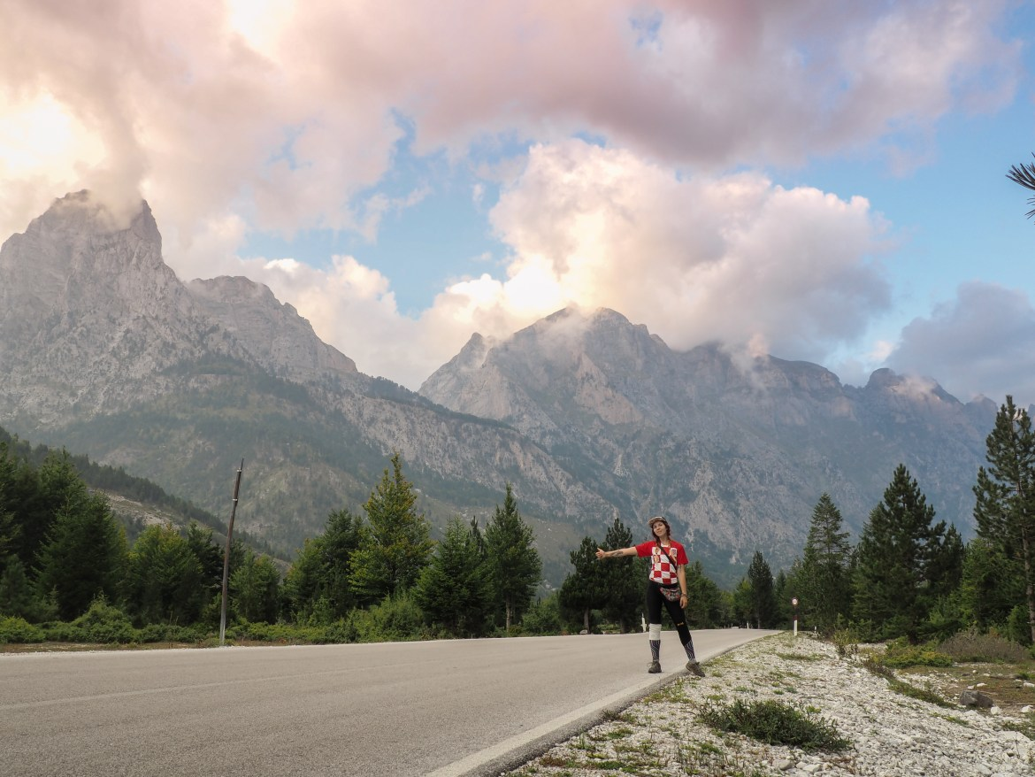 Sun's out, thumb's up: Safety Tips for Solo Female Hitchhikers
