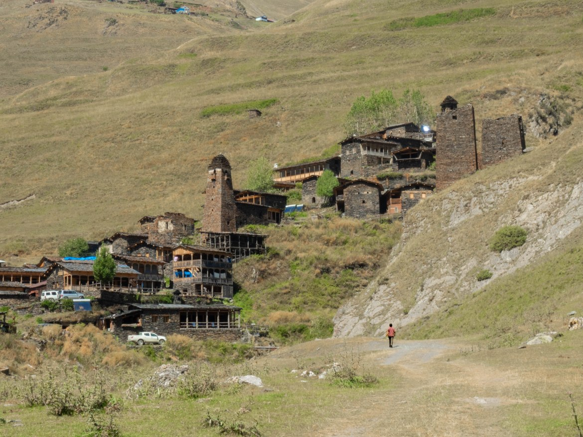 A Stranger in Tusheti: Hiking the Omalo Loop in Georgia's Most Remote Mountain Region