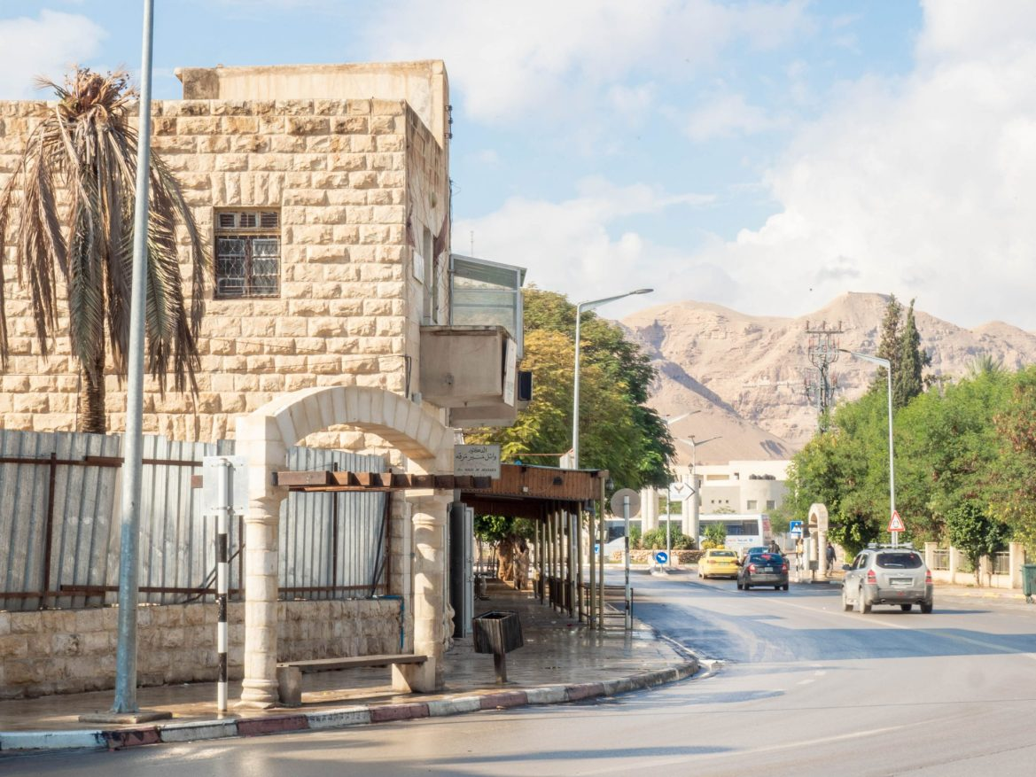 What It's Like to Travel the West Bank