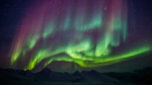 Arctic Express Greenland Northern Lights Wayfinders