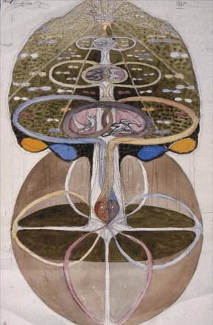 Hilma af Klint, untitled work