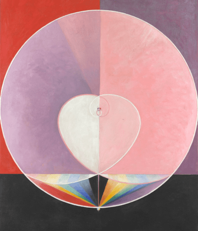 Hilma af Klint The Dove No. 2