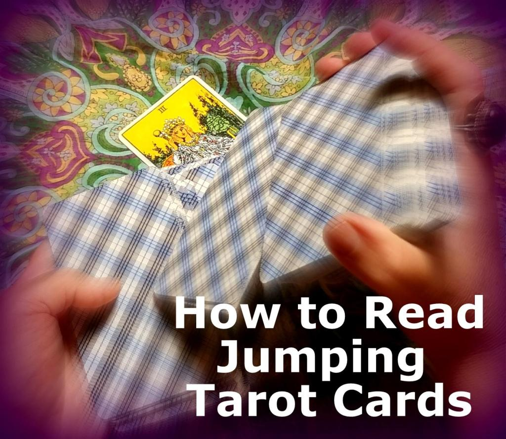 How to Read Jumper Cards in Tarot