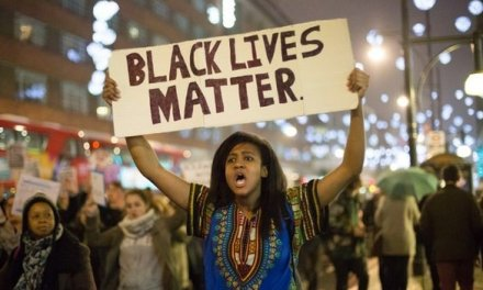 La vida de las personas negras importan
