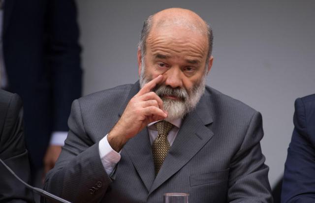 Léo Pinheiro, expresidente de la constructora OAS