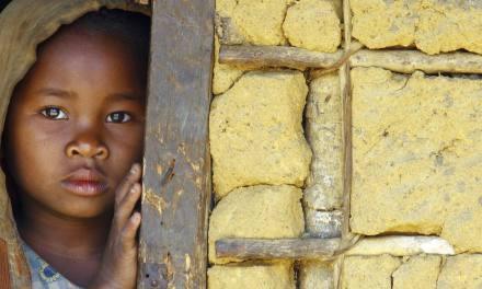 Drama infantil en el Congo