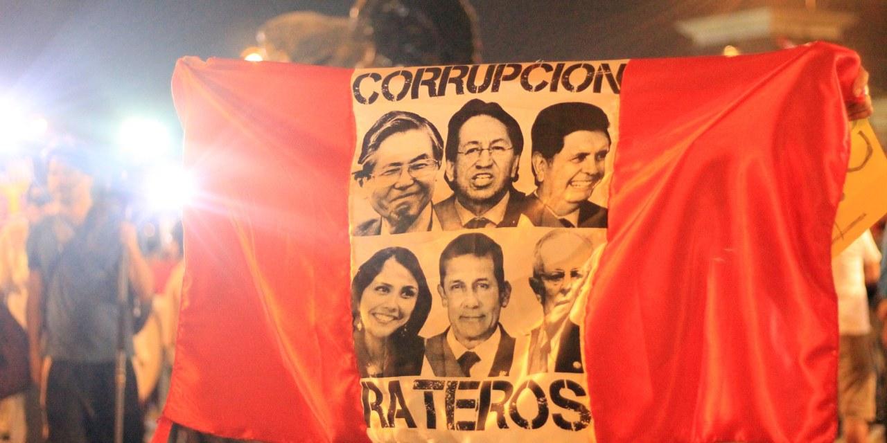 FOTOGALERÍA: Marcha contra la corrupción
