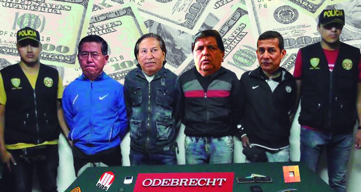 EDITORIAL: El pulpo de la corrupción en el Perú